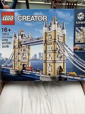 LEGO Creator Tower Bridge (10214) • 114£