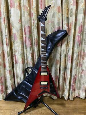 $ CDN726.68 • Buy JacksonStars Electric Guitar Randy V With Case Stand Used