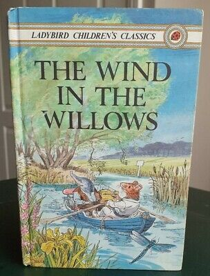 The Wind In The Willow 1st Edition Children's Classic Ladybird Book • 3.99£