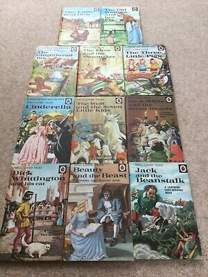Vintage Ladybird Books Bundle Job Lot Well Loved Tales Series 606D • 24£