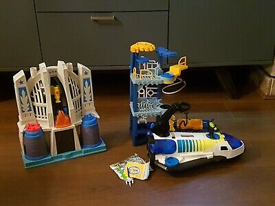 Imaginext Space Shuttle, Docking Station And Extra Towel • 8£