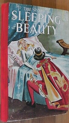 Ladybird Book,The Story Of Sleeping Beauty,1949 Edition,Series 413 • 6.99£
