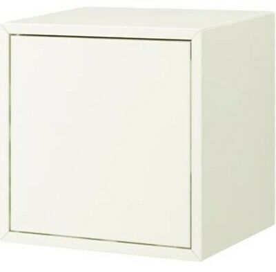 IKEA VALJE Wall Cabinet Storage Shelf White • 8.50£