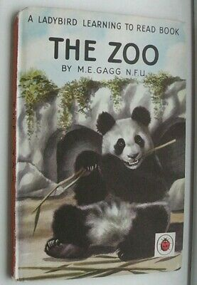 Ladybird Book,The Zoo,Early Learning,Series 563 • 4.25£