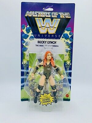 $31.31 • Buy Masters Of The WWE Universe - MOTU - Becky Lynch Wave 5 New
