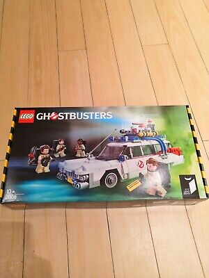 LEGO Ideas Ghostbusters Ecto-1 (21108) Brand New, Sealed, Retired Set  • 81£