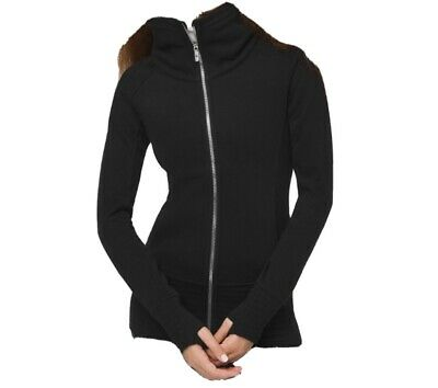 $ CDN50.07 • Buy Lululemon Radiant Jacket 10 Black! Slightly New!
