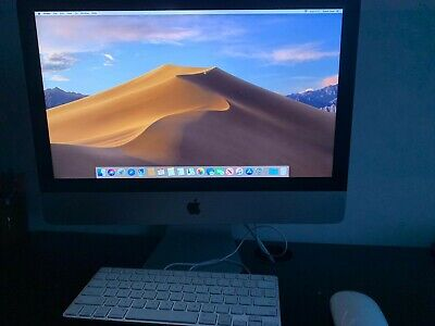 Apple IMac Core I5 2.7GHz 21.5 Inch Late 2013 1TB HDD 8GB 1600 MHZ  • 350£