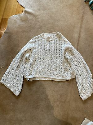 AU85 • Buy Spell And The Gypsy Cream Jumper, Small