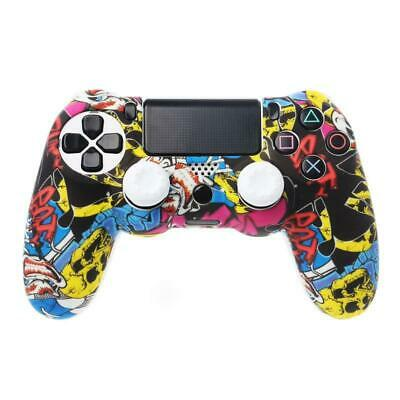 AU5.21 • Buy Protective Cover Gamepad Analog Thumb Grip Cap Silicone For PS4 Controller