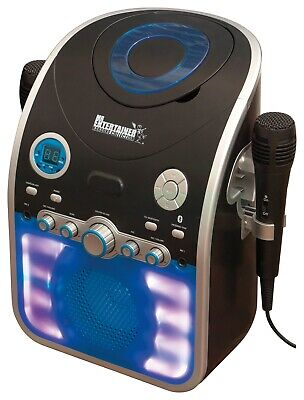£78.99 • Buy Mr Entertainer CDG Karaoke Machine With Bluetooth & Flashing LED Lights With Cdg