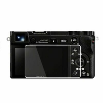 $ CDN8.84 • Buy Tempered Glass Screen Protector Film Cover For Sony Alpha A6000 A6300 A6400 A500