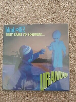 BLINK 182 - They Came To Conquer Uranus Vinyl  • 10.50£