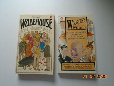 £14.99 • Buy P G Wodehouse - 1 Anthology Ed. By R. Usborne & 1 Guide By Geoffrey Jaggard
