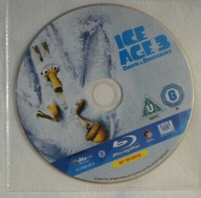 Ice Age 3 / Dawn Of The Dinosaurs / Blu-ray / Ray Romano / Disc Only  • 1.40£