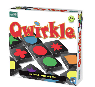 $ CDN28.30 • Buy Qwirkle Game