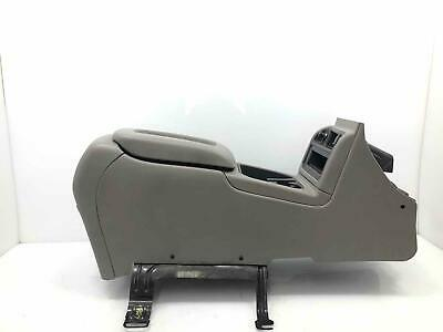 $324.95 • Buy 03-07 GM Trunk Suv Shale-922 Floor Center Console W/Rear Controls-Marks/Stains