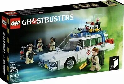 NEW LEGO Ideas Ghostbusters Ecto-1 21108 Retired Rare SEALED FREE FAST P&P • 119.99£