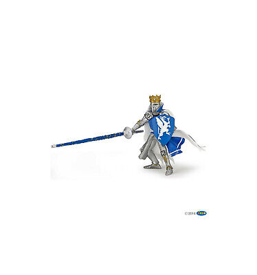 £6.49 • Buy PAPO 39387 Blue Dragon King Knight Toy Knights Medieval Figure History Castles