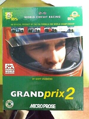 Grand Prix 2 (PC, Big Box) • 10£