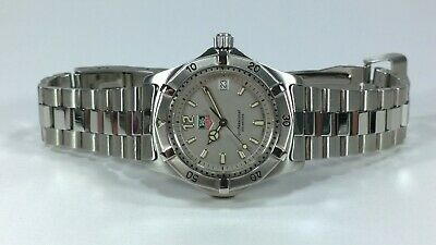TAG Heuer 2000 Classic Gents Quartz Watch Silver Dial With Date Boxes And Books  • 445£