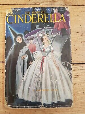 THE STORY OF CINDERELLA . VINTAGE LADYBIRD BOOK  Series 413 17th Edition 1957 • 9.99£