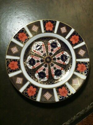 Royal Crown Derby 1128 Old Imari   Plate..8 1/2inch 1st Quality (1) • 31£