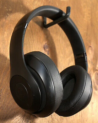 Beats By Dr. Dre Studio3 Wireless Matte Black Over Ear Headphones MQ562LL/A • 34.03£
