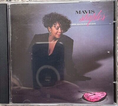 Mavis Staples - Time Waits For No One (CD Album) Produced By Prince • 7.99£