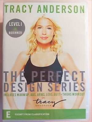 £6.32 • Buy Tracy Anderson - The Perfect Design Series - Level I - Beginner - BRAND NEW DVD
