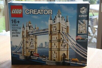 LEGO 10214 Creator Tower Bridge - Brand New In Sealed Box -BNIB • 299.99£