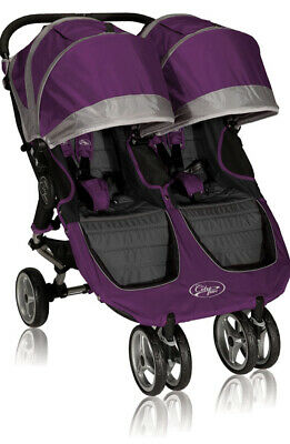 Baby Jogger City Mini Gt2 Double • 91£