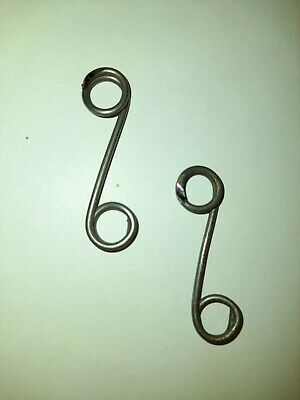 £9 • Buy Grille Spring Clips For David Brown Selectamatic Tractor Lower Grille  Pair.