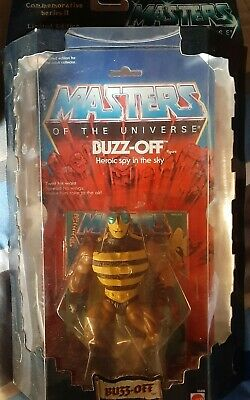 $45 • Buy Masters Of The Universe Commemorative Series Buzz-off Action Figure.