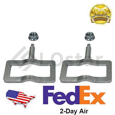 $18.09 • Buy Car Modified Exhaust Manifold Clamp Repair Kit For 97-09 Ford F-150 V8 V10 Truck