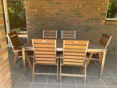 AU99 • Buy Outdoor Dining Table And Chairs