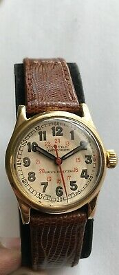 $ CDN1500 • Buy Vintage Military Rolex Oyster Centregraph Watch Shock Resistant Swiss Rolex Mili