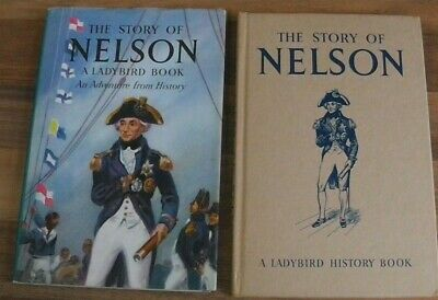 Ladybird Book,The Story Of Nelson,2'6d,UN-Clipped Dust Jacket,Series 561 • 8.99£