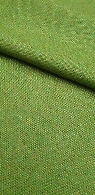 $19.33 • Buy Green Woven Upholstery Fabric. 1m. Brand New.