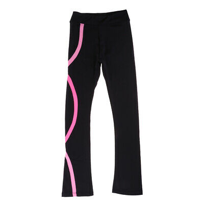 Premium Ice Skating Pants Leggings Girls Tights Trousers Base Layer Outfit • 22.26£