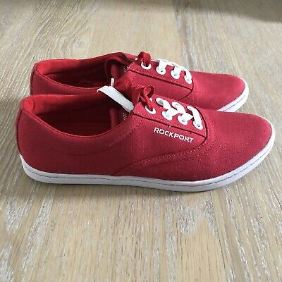 Rockport Red Shoes - UK Size 6 (Women's) • 25£