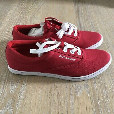 Rockport Red Shoes - UK Size 7.5 (Women's) • 25£