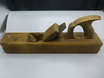 AU18.96 • Buy  Vintage/Antique Wooden Wood Plane Mathieson And Sons Glasgow
