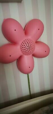 Kids Wall Light Ikea Flower • 8£