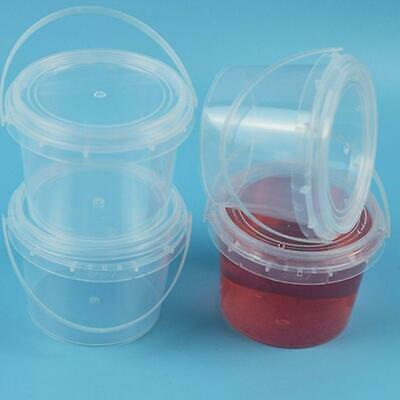 AU4.37 • Buy Portable Slime Storage Container Barrel Foam Ball Organizer For Light Clay 300ml