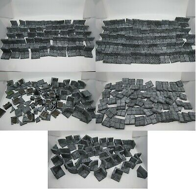 $ CDN1265.75 • Buy HUGE LOT Hundreds Of Tiles Dwarven Forge Dwarvenite Custom Painted Dungeon D&D