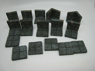 $ CDN63.17 • Buy Dwarven Forge Dwarvenite Custom Painted Dungeon D&D Tiles Core Terrain Pieces