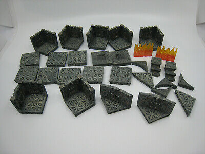 $ CDN151.79 • Buy Dwarven Forge Den Of Evil Pieces Master Maze Classic Resin Dungeon Tiles D&D