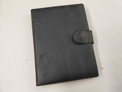 AU330 • Buy Ford Fpv Bf F6 Typhoon Owners Manual Wallet With Service Book And Manual 95147km
