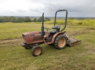 AU4500 • Buy Tractor And Slasher